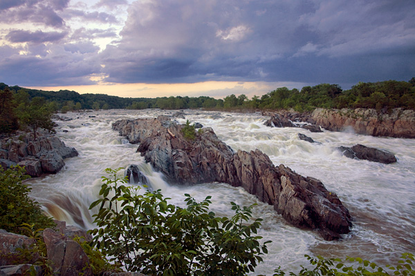 Great Falls Overlook 1