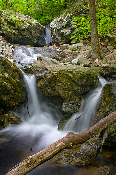 Shenandoah National Park - Cedar Creek by Jason Stricker Photography